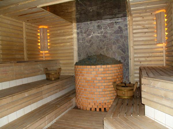 Самостоятельное строительство бани из пеноблока